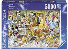 Disney Favourite Friends 5000pcs - 17432-4