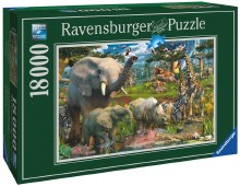At The Waterhole 18000pcs - RB17823-0