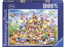 Disney Carnival Characters 1000pc - RB19383