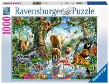 Adventures In The Jungle 1000pcs - RB19837