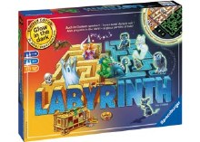 Glow In The Dark Labyrinth Board Game
