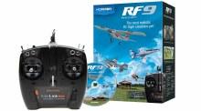 Realflight 9 w/ Spektrum Interlink-DX Controller - RFL1100