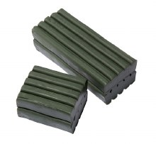 Modelling Clay 500gm Olive Green