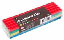 Modelling Clay 500gm Multicoloured