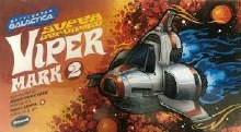 1:72 Scale Super Deformed Viper MkII Snap Kit - 944