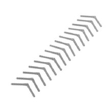 "3/16"" Steel Pin Hinge Points (15) - Q2510"