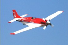 P-51 Strega 1100mm High Speed (Red) - ROC008-1P-ST