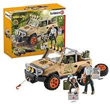 4x4 Vehicle w/Winch - 42410
