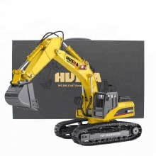 23Ch Fully Alloy Diecast Rc Excavator - 1580