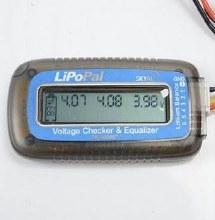 LipoPal LiPo battery Checker and Balancer - SK-500007