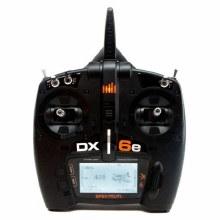 DX6e 6ch DSMX Transmitter - SPMR6655