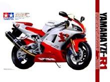 1:12 Scale Yamaha YZF-R1 - 14073