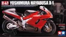 1:12 Scale Yoshimura Hayabusa X-1 - 14093