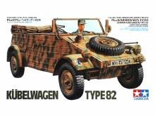 1:35 Scale German Kübelwagen Type 82 - 35213