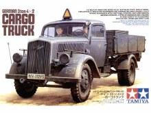 1:35 Scale German 3Ton 4x2 Cargo Truck - 35291