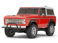 1:10 Ford Bronco 1973 (CC-01 Chassis) Assembly Kit - 58469