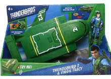Rescue Mission Thunderbird 2