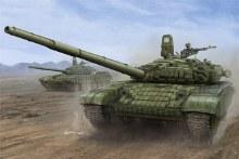 1:16 Scale Russian T-72B1 MBT (w/Kontakt-1 Reactive Armor) - 00925