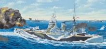 1:200 Scale HMS Nelson Battleship 1944 - 03708