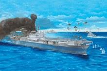 1:200 Scale US Navy York City Aircraft Carrier CV-5 - 03711