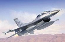1:144 Scale F-16B/D Fighting Falcon Block15/30 - TR03920