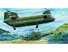 """1:35 Scale CH-47A """"Chinook"""" - 05104"""