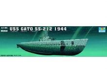 1:144 Scale USS GATO SS-212 1944 - TR05906