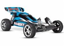 1:10 Bandit 2WD Buggy w/XL5 RTR (BlueX) - 24054-1