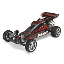 1:10 Bandit 2WD Buggy w/XL5 RTR (Red) - 24054-1