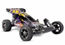 1:10 BANDIT VXL 2WD BRUSHLESS BUGGY W/XL5 RTR (purple) - 24076-4