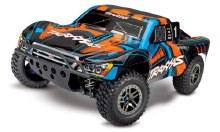 1:10 Slash Ultimate 4x4 Short Course Truck w/TSM (Orange) - 68077-4OR