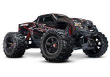 X-Maxx 8S 4WD Brushless Monster Truck RTR (Red) - 77086-4