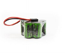 1600mAh 6v 5cell Hump NiMh for Rx - TRC-1600H