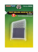 Twist Drilling Auger Bit Set 3 - TR09956