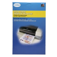 Decal Paper Clear (6 Sheets) - TT9201
