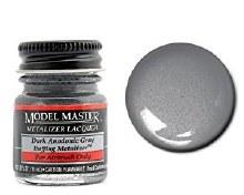 Dark Anodonic Grey (F) Metalizer 14.7ml - TTMM1412