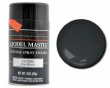 Black (F) Enamel Spray 85g - 1949