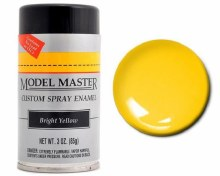Bright Yellow (G) Enamel Spray 85g - 2917