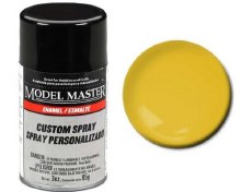 Dark Yellow (G) Enamel Spray 85g - 2954