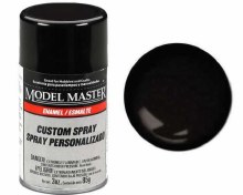 Black (SG) Enamel Spray 85g - 2962