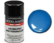 Blue Metallic (G) Enamel Spray 85g - 2968