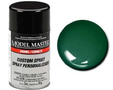Dark Green Pearl (G) Enamel Spray 85g - 2979
