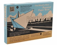 Powered Paper Boat Conversion Kit