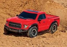 1:10 Ford F-150 Raptor (Red) w/XL-5 - 58094-1