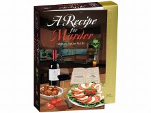 A Recipe For Murder 1000pcs - 33121