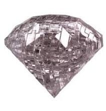 3D Crystal Puzzle Diamond - VEN900061