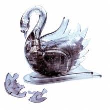 3D Crystal Puzzle Black Swan - VEN900115