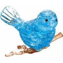 3D Crystal Puzzle Bluebird - VEN902256