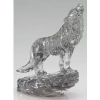 3D Crystal Puzzle Black Wolf - VEN902553