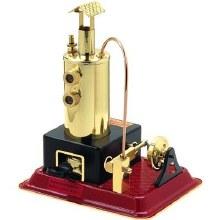 D3 Upright Steam Engine